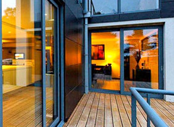 Aluminium Windows :: Satlo Lanka - Interior Design and